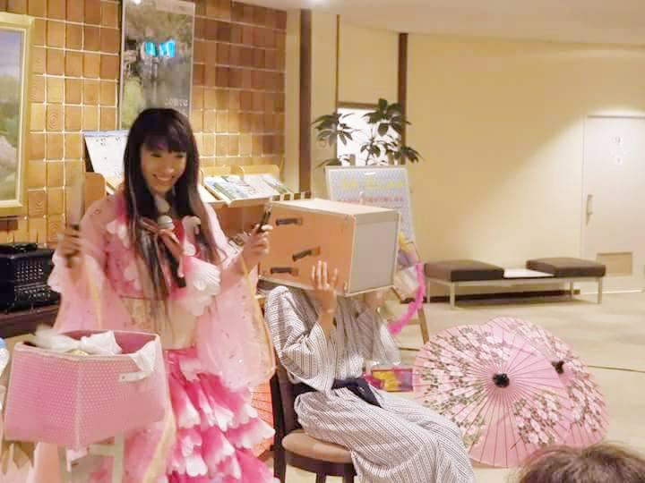 長野県安曇野リゾートホテル夏休みイベント