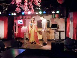 横浜 お笑いショークラブ出張マジック