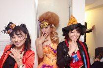 ハロウィンイベント女性マジシャン派遣