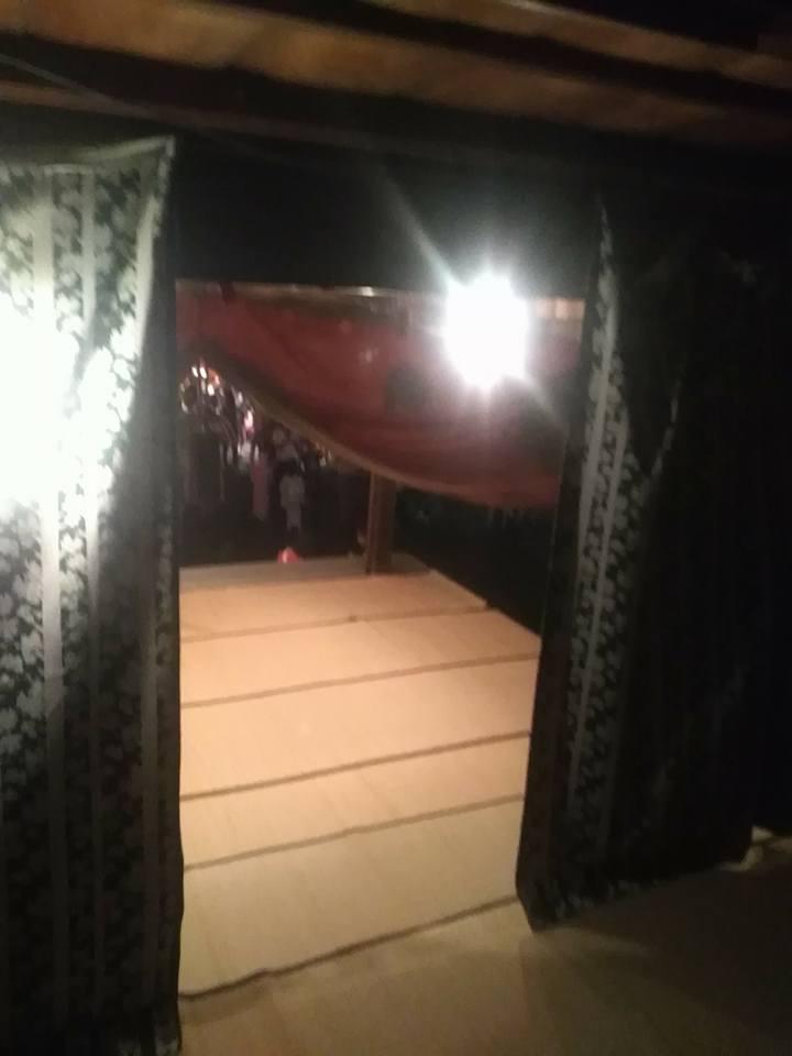 馬込八幡神社様にて奉納演芸会でマジック
