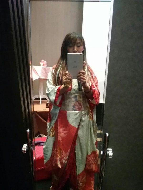 長野と松本で出張マジック 女性マジシャン