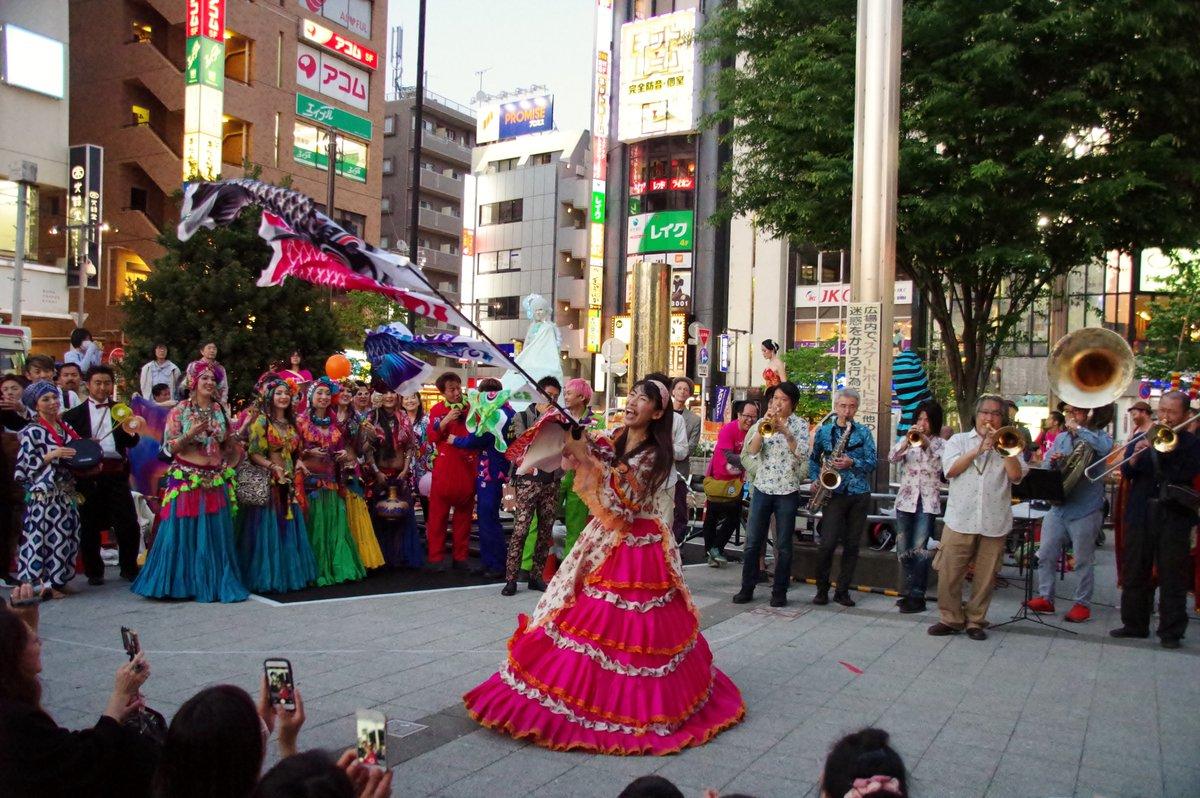 高円寺大道芸フェスティバル