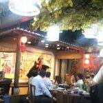 上海で出張マジック1日目 -変面ー