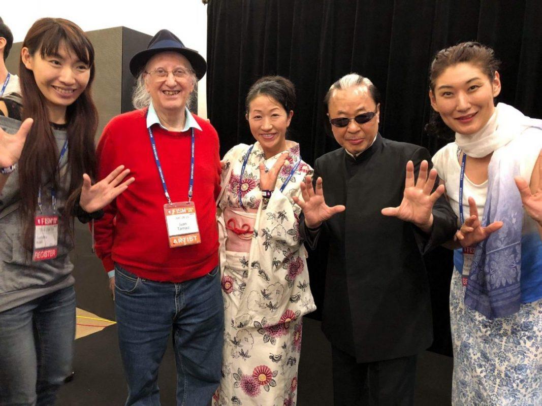 韓国・釜山マジック世界大会FISM2018 2日目